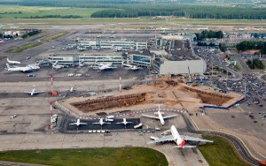 Las obras ya han empezado en el segundo aeropuerto de Rusia.