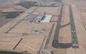 El nuevo aeropuerto está listo para recibir los primeros tráficos.