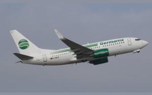Los 737 de Germania llamados al retiro.