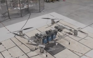 El nuevo desarrollo de Boeing tendrá aplicaciones en el campo de la logística.