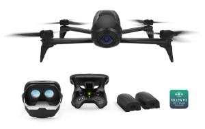 El Parrot Bebop 2 Power es un dron avanzado de última generación.
