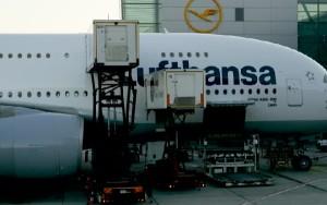 Los trabajadores de tierra no están conformes con la propuesta de Lufthansa.