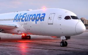 dreamliner air europa b-787
