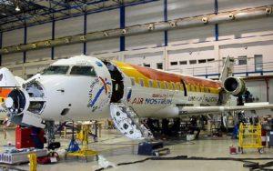 Air Nostrum mantenimiento