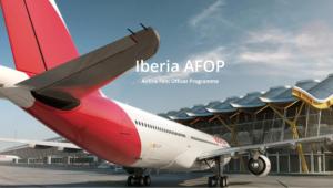 FTE programa cadetes AFOP para Iberia