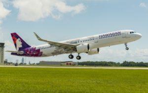 A321 hawaiian