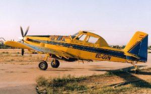 Air Tractor EC-GVN