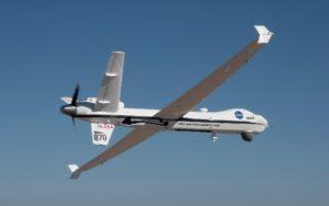 Dron NASA