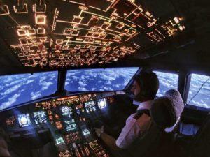 Sueldo de piloto