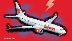 B-737 max se estrella lion air