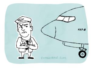 Pilotos desconfiar BOEING regret