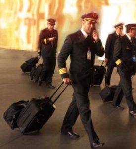 Piloto crew