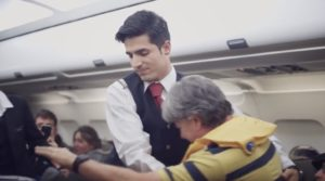 pasajeros molestos