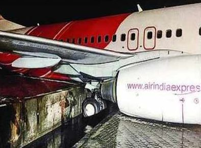 air india express accidente