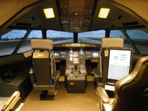 simulador a320 eas barcelona
