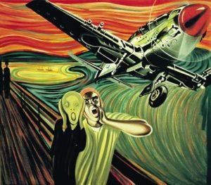 Piloto ataque de ansiedad