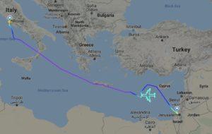 flightradar el al b-747