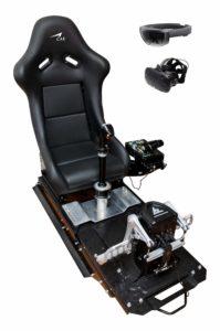 Sistema VR de entrenamiento de pilotos