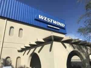 Westwind escuela de vuelo