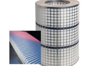 filtro HEPA a320 aire acondicionado