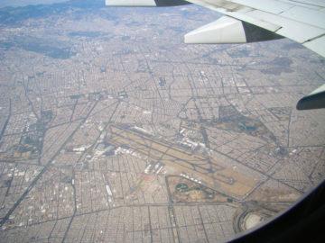 Aeropuerto internacional de Mexico