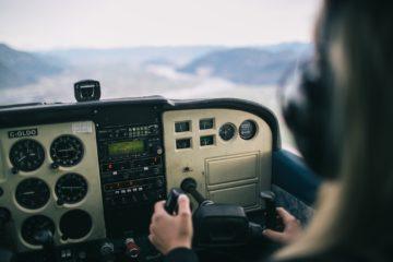 escuela vuelo volar