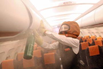 fuego a bordo