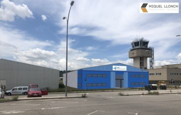 hangar EAS BARCELONA 1