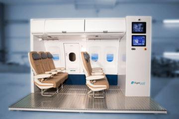 Simulador A321-NEO