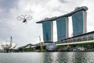 volocopter jal singapur