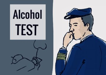 Alcohol check crew