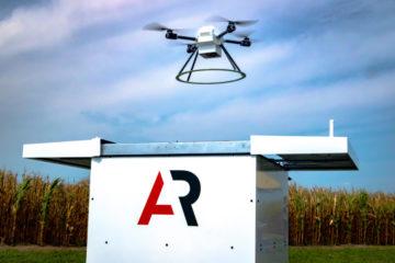 base dron automatizado ar