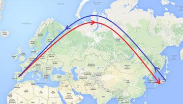 ruta madrid tokio auroras boreales