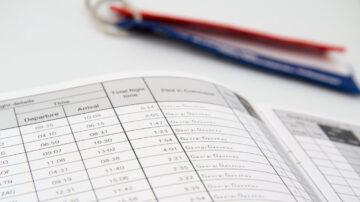 logbook impreso en papel
