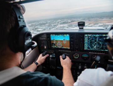 volar concentrado piloto
