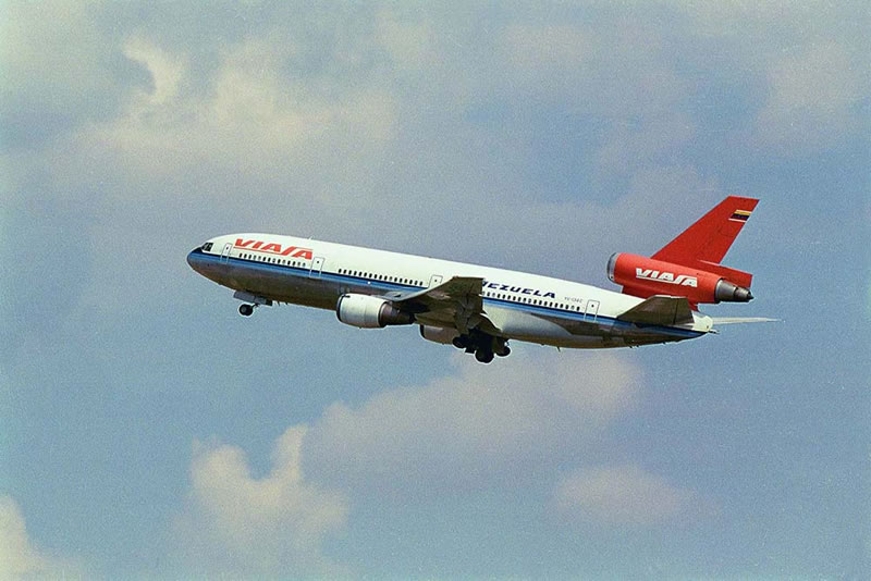 DC-10. FOTO: Julio Franco