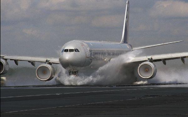 Airbus A-340. Foto: AR