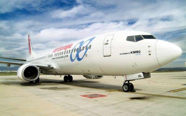 air europa 737