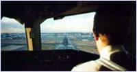 Una compañía francesa de Crew-Leasing contactó con pilotos con calificación para DC-9.
