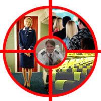Según varios estudios, en los últimos años se han duplicado y triplicado los casos de pasajeros alborotadores.