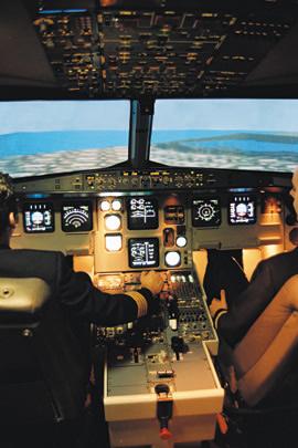 FNPT II /MCC/ A-320 de Airmed